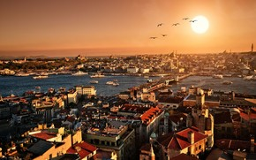 Istanbul City wallpaper