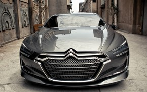 Citroen Super Concept wallpaper