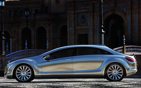 Mercedes Benz f700 Concept