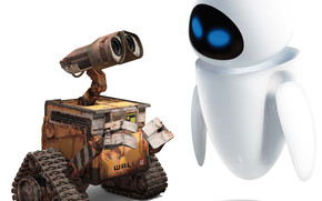 Walle Robots wallpaper