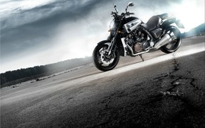 Yamaha V-Max wallpaper