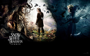 Snow White and the Huntsman 2012 wallpaper