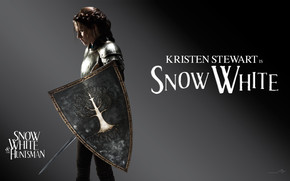 Snow White 2012 wallpaper