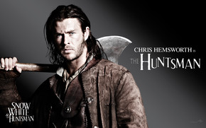 Chris Hemsworth the Huntsman wallpaper