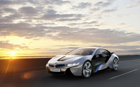 BMW i8 Concept wallpaper