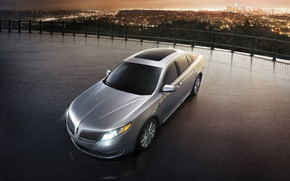 2013 Lincoln MKS wallpaper