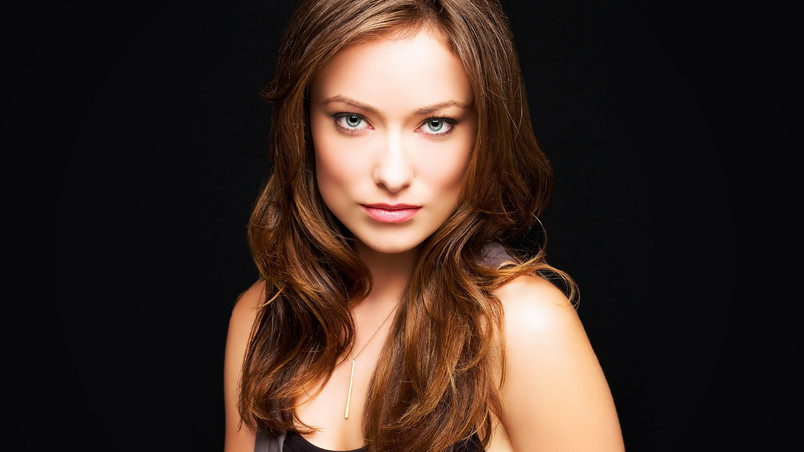 Olivia Wilde Look wallpaper