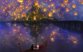 Tangled Musical Comedy Film wallpaper