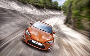 Toyota GT 86 Speed wallpaper