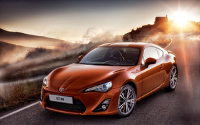Amazing Toyota GT 86 wallpaper