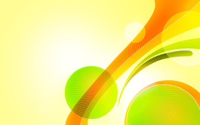 Great Colourful Abstract wallpaper