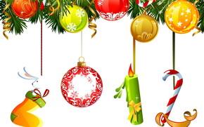 2012 Celebration Ornaments