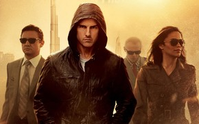 Mission: Impossible Ghost Protocol wallpaper