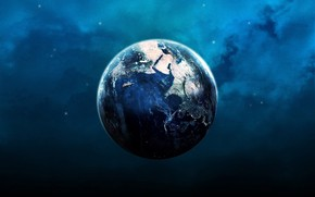 Lonly Planet wallpaper