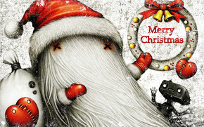 Ho Ho Merry Christmas wallpaper