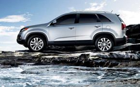 Beautiful Kia Sorento 2011