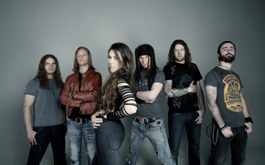 Amaranthe wallpaper