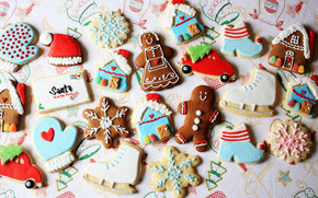 Sweet Ornaments