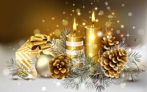 Beautiful Christimas Ornaments
