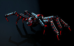 Spider Robot wallpaper