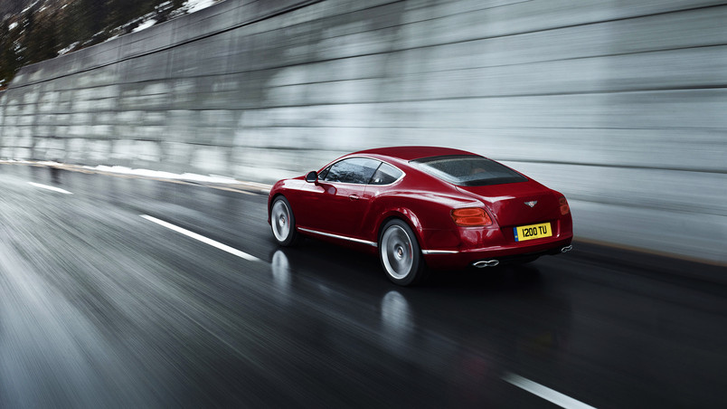 Bentley Continental 2012 wallpaper