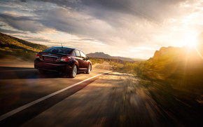 2012 Subaru Impreza Limited wallpaper