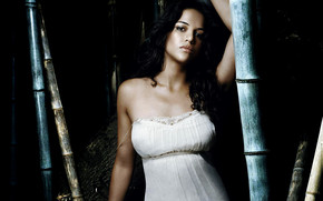 Michelle Rodriguez Lovely wallpaper