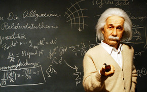 Albert Einstein Teacher wallpaper