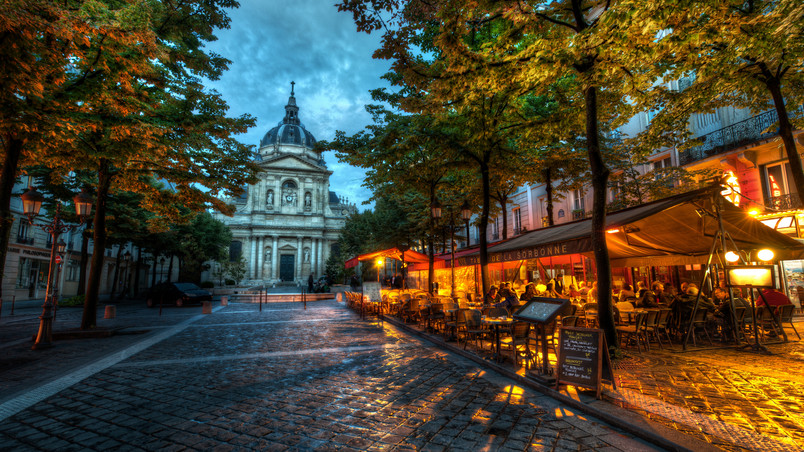 The Sorbonne Paris wallpaper