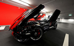 McLaren SLR 722 Epochal wallpaper