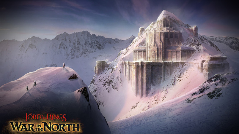 Nordinbad LOTR War in the North wallpaper