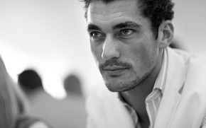 David Gandy Serious Face wallpaper