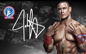 John Cena WWE wallpaper