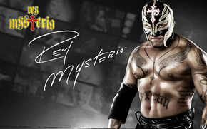 Rey Mysterio WWE wallpaper