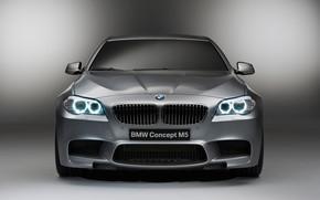 BMW M5 Concept 2012 Front