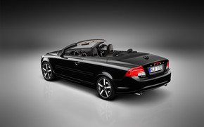 2012 Volvo C70 Rear wallpaper