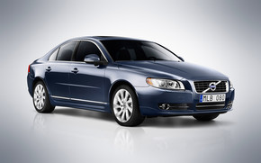 Volvo S80 2012 wallpaper