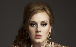 Adele Laurie Blue Adkins wallpaper