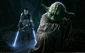 Yoda Star Wars wallpaper