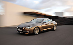 BMW 6 Series Gran Coupe Speed wallpaper