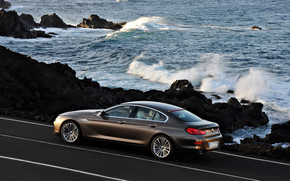 BMW 6 Gran Coupe wallpaper