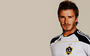 David Beckham Smile wallpaper