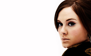 Adele Look wallpaper