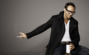 Tom Ford Smoking wallpaper