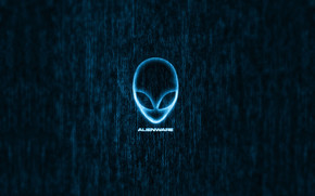 Alienware Blue wallpaper