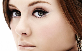 Adele Eyes wallpaper