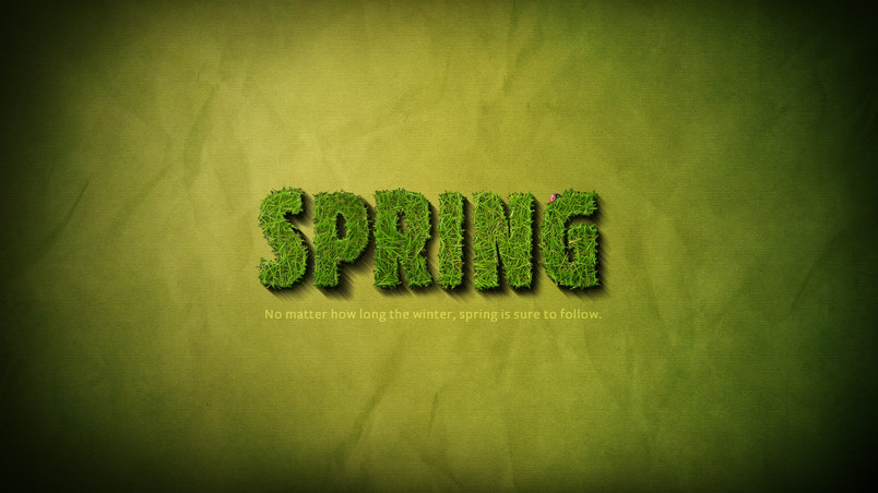 Spring Time Background wallpaper