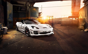 TIKT Corvette C6 ZR1 wallpaper