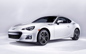 Subaru BRZ 2012 wallpaper