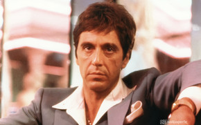 Al Pacino Scarface wallpaper